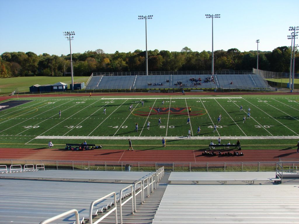 BRYC Adds Woodson HS Turf to Fields Inventory | Braddock Road Youth Club Recreational Soccer