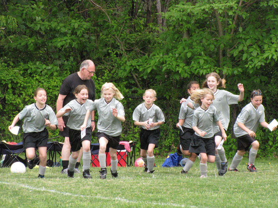Registration for Spring 2021 Recreational Soccer is OPEN!
